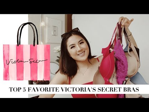 BRA101 PT 7: TOP 5 FAVORITE VICTORIA'S SECRET BRAS BY A VS EMPLOYEE  | INMYSEAMS