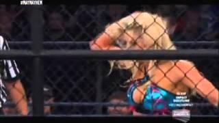 iMPACT Wrestling 2015.05.29 Taryn Terrell vs Gail Kim