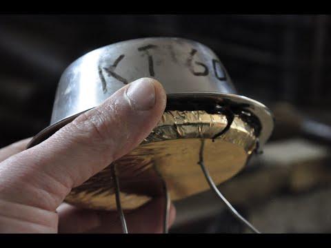 золото с транзистора огромных размеров в 1 килограм золото в радиодеталях транзистор ссср
