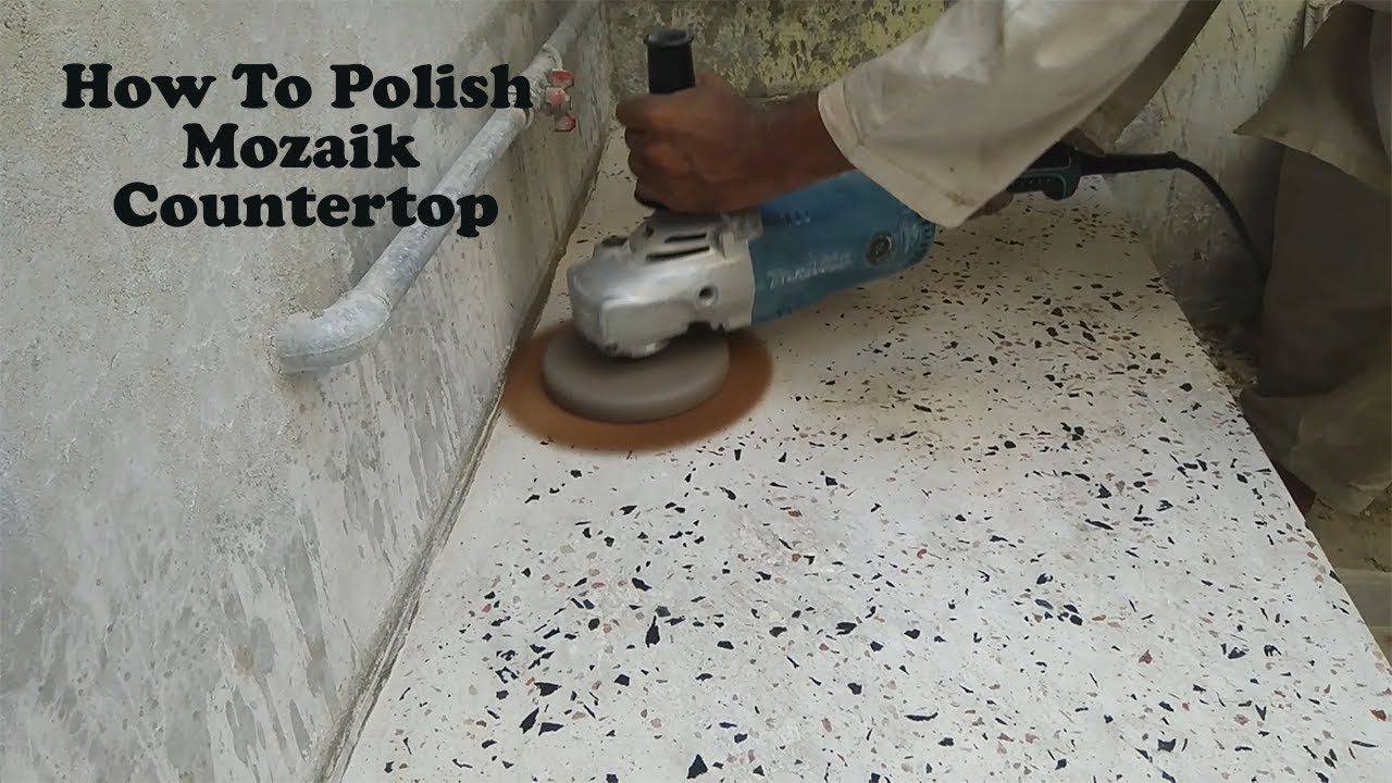 Mosaik Bad Set Countertop Polish Mansion Polish Mosaik Polish