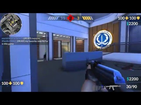 Critical Ops - Bureau Map Full Game