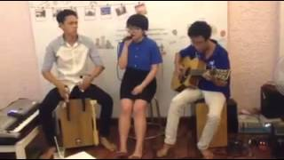 Nhé Anh _ acoustic cover