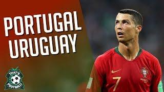 URUGUAY vs PORTUGAL LIVE Stream Match Chat