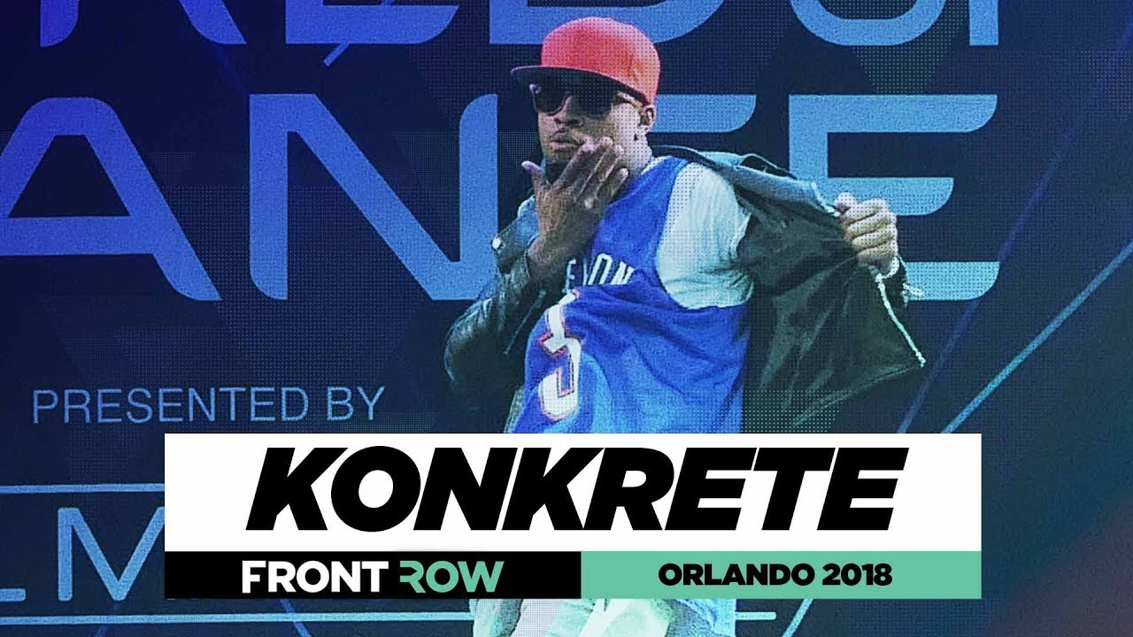 Konkrete | World of Dance Orlando 2018