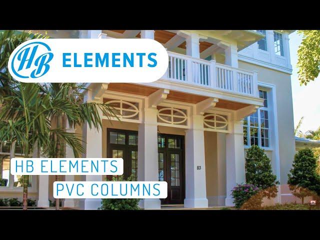 Hardie Boys PVC Columns