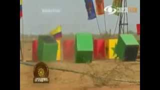 Resumen de la batalla final del Desafio África (2013)