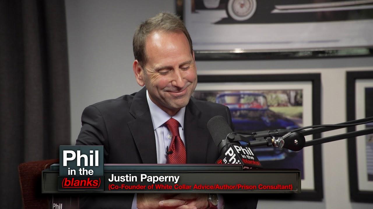 Justin Paperny Prepares Parents for Federal Sentencing