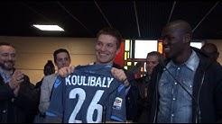 Kalidou Koulibaly, citoyen d'honneur de Saint-Dié-des-Vosges !