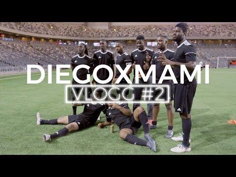 DiegoXmami Adidas Tangoe League | VLOGG #2