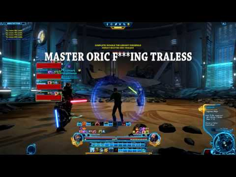 SWTOR 5.0 - Flashpoint - Assault On Tython - HM - Merc Healer PoV