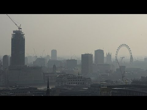 Britain's problem with toxic air pollution explained