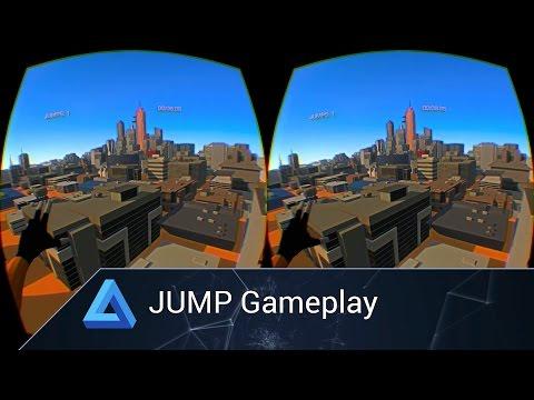 JUMP Gameplay on Oculus Rift