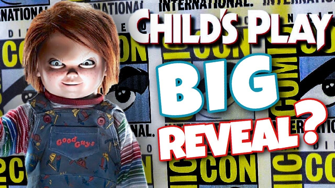 Child's Play CONFIRMED For Comic-Con 2020 (Chucky TV Series)