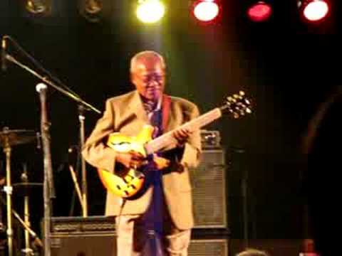 Ernest Ranglin & The High Notes - Surfin (live)