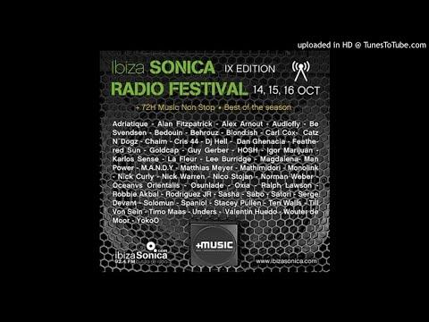 Norman Weber (Luna City Express) @ Ibiza Sonica Radio Festival 2017 (Recorder at Kumharas, Ibiza) -