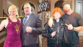 10 SHOCKING WWE Superstars KIDS In Real Life! - Brock Lesnar, Undertaker & more