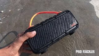HAVIT M22 20W Outdoor Bluetooth Speaker | Portable | Waterproof Test