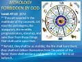 """ASTROLOGY"" is FORBIDDEN by GOD....by Mike Hoggard"
