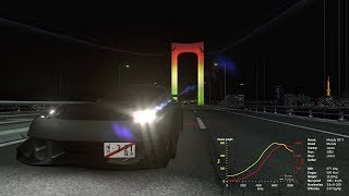 Game: Assetto Corsa Track: Shuto Revival Project Beta Car: Mazda RX...