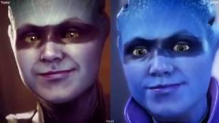 """Mass Effect: Andromeda """"Трейлеры сравнили с настоящим геймплеем"""""""