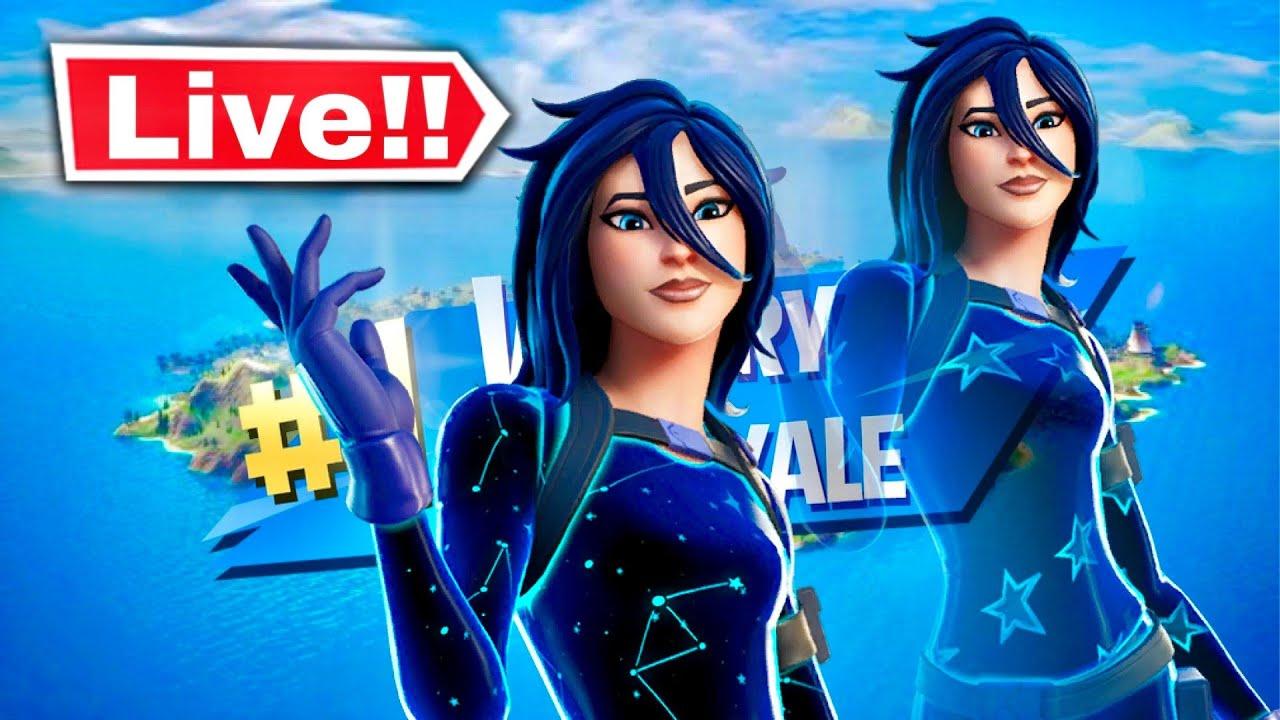 Creative into Random Duos into Arena Season 3 Live Stream (Fortnite Battle Royale) !discord !join