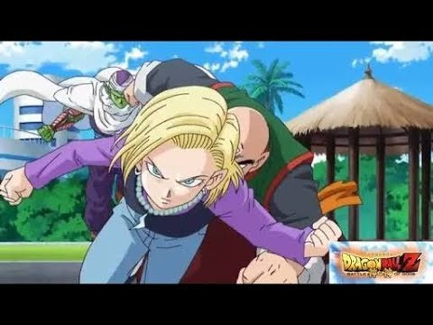 Lord Beerus Vs Z Fighters Full Fight English Dub (BOG Movie)