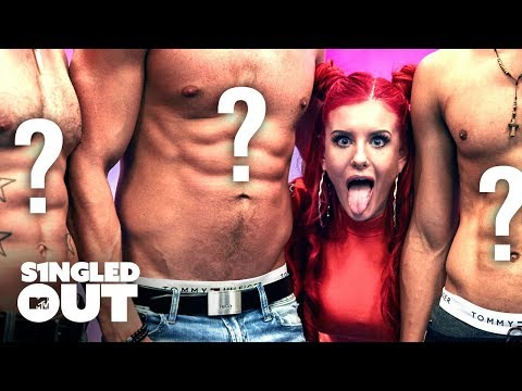 Is One Of These Abs A Total Fake? 🏋️  Singled Out  MTV