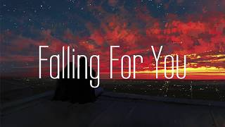 Marin Hoxha x Annie Sollange - Falling For You (Lyrics)