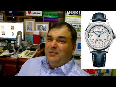 Baume & Mercier Capeland Worldtimer Watch Review