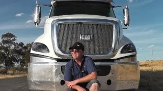 CAT CT630S B-Double | Review | Truck TV Australia