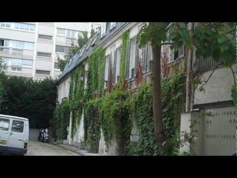 Paris, balade dans le 15ème arrondissement, août 2011