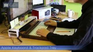 Apple Keyboard & Trackpad …