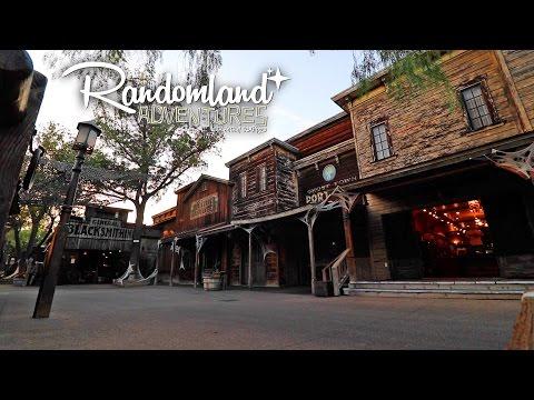 Knott's Empty Farm! Best Theme Park experience