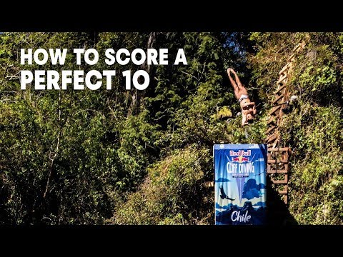 How to score a perfect 10 in Cliff Diving. | Red Bull Cliff Diving