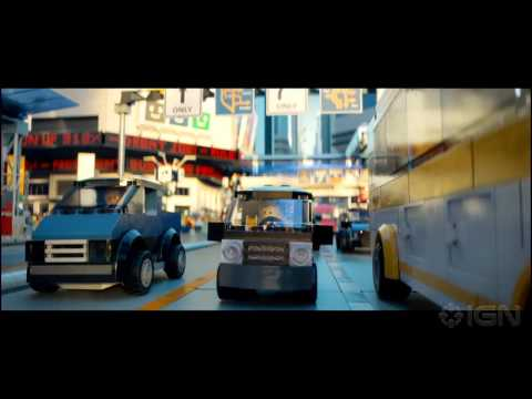 "The LEGO Movie: ""Everything is Awesome"" Clip"