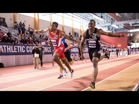 2017 Indoor Track and Field Championship Highlights - Day 2