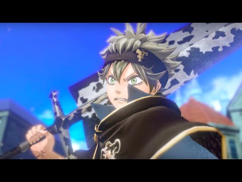 Black Clover: Project Knights Official Announcement Trailer