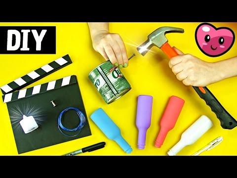 DIY: MUITAS UTILIDADES PRA CASCA DE NOZ | Amigo Secreto DIY from YouTube · Duration:  9 minutes 29 seconds