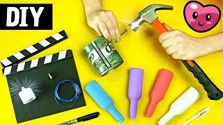 3 DIYs Fantásticos: Presentes para Amigo Secreto DIY  🌻💕🎬 Claquete + Enfeites
