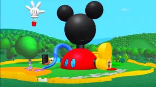 Mickey Mouse Clubhouse Intro HD