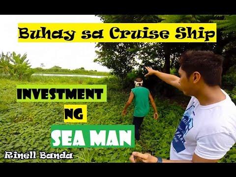 INVESTMENT ng isang SEAMAN (Buhay sa Cruise Ship)