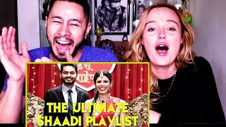 EIC: THE ULTIMATE SHAADI PLAYLIST | Reaction | Jaby Koay!