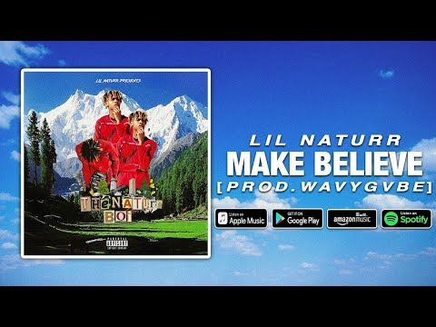 Lil Naturr - The Naturr Boi (Full EP)