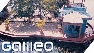 Eine ganze Insel für sich - Das krasseste AirBnB | Galileo | ProSieben