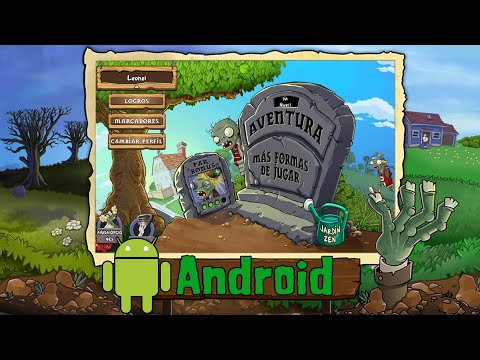 Plants Vs. Zombies Free HD ANDROID [DESCARGAR]