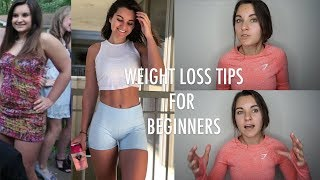 Healthy & Sustainable Weight Loss Tips For Beginners
