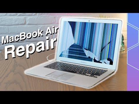 $100 Broken MacBook Air – Can We Fix It?