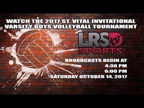 St. Vital Invitational Varsity Boys Volleyball Tournament - Championship Game