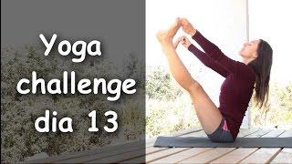 Yoga - Día 13: Maha Bandha + Parada de manos Vinyasa