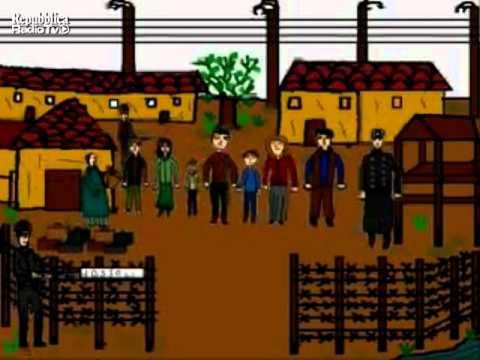 Cartone animato sulla shoa youtube